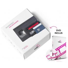 Coffret Cadeau Cassettes vidéo